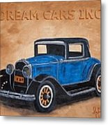 Dream Cars Inc. Metal Print