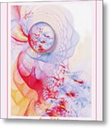 Dream Catcher Metal Print by Gayle Odsather