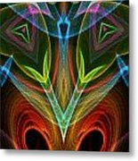 I Dream Flowers Metal Print