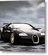 Dream Machine Metal Print by Peter Chilelli