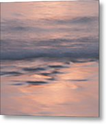 Dream Of A Sunset Metal Print by Georgia Fowler