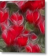 Dream Red 5232 Metal Print