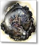 Dreamhouse Metal Print