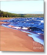 Dreaming Of Lake Superior Metal Print