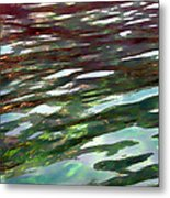 Dreaming On The Water Metal Print