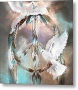 Dreams Of Peace Metal Print