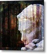 Of Lucid Dreams / Dreamscape 4 Metal Print