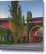 Dreamworks Studio Burbank Glendale Ca Panorama  Metal Print