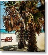 Dreamy Beach Sri Lanka Metal Print