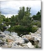 Dreamy River Metal Print