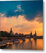 Dresden 02 Metal Print