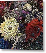 Dried Delight 6 Metal Print