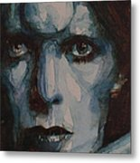 Drive In Saturday Metal Print by Paul Lovering