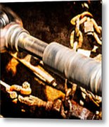 Drive Shaft - 1 Metal Print