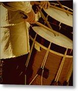 Drummers Metal Print
