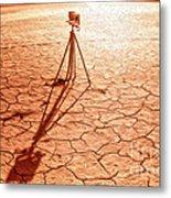 Dry Lake Photography Metal Print