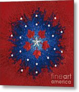 Dual Citizenship 2 Metal Print by First Star Art