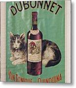 Dubonnet Wine Tonic Dsc05585 Metal Print