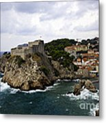 Dubrovnik In Focus Metal Print