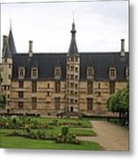 Ducal Palace Nevers Metal Print