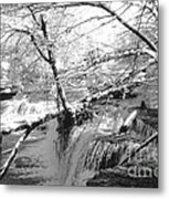 Duck River At Old Stone Fort Metal Print