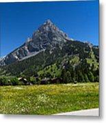 Duendenhorn Mountain Metal Print