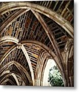 Duke Arches Metal Print