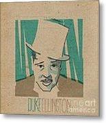 Duke Ellington Metal Print