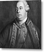 Duke Of Cumberland (1721-1765) Metal Print