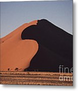 Dune 45 Morning Metal Print