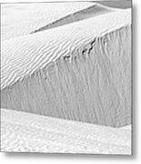 Dune Abstract, Paryang, 2011 Metal Print