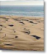 Dune Beach Metal Print