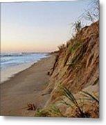 Dune Cut And Pier 5 11/03 Metal Print