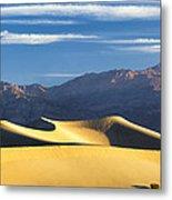 Dune Light Metal Print