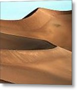 Dune Majesty Metal Print