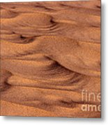 Dune Patterns - 248 Metal Print