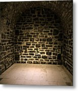 Dungeon Metal Print