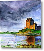 Dunguaire Castle Ireland Metal Print