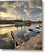Dunkirk Quay  Metal Print