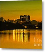 Dunlawton Morning Metal Print