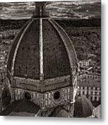 Duomo Dalla Campanile  Metal Print