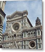 Duomo Florence Metal Print