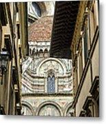 Duomo In Firenze Metal Print