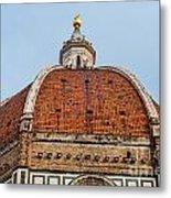 Duomo Metal Print
