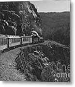 Durango Silverton Train Metal Print