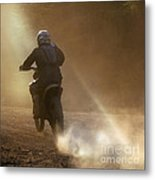 Dusk And Dust Metal Print