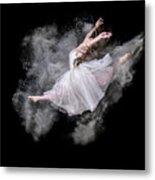Dust Dancer Metal Print