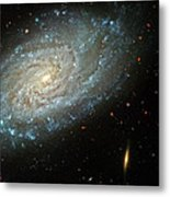 Dusty Galaxy Metal Print