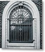 Dwyer Street Window 2 Metal Print