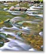 Eagle Creek Oregon Metal Print